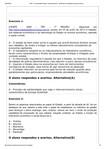 1- O ESTADO DE BEM-ESTAR SOCIAL E A POLÍTICA SOCIAL - Exercícios justificados