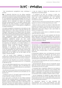 Infecção de vias aéreas superiores (IVAS)