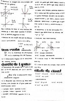 FUNCÃO DO 1º GRAU-II