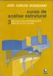 Süssekind   Curso de análise estrutural III
