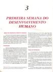 Cap. 3 Primeira Semana do Desenvolvimento Humano