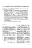 Nivel de información y conducta farmacoterapéutica de los odontólogos  1990