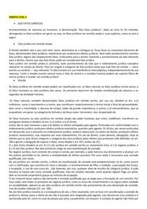 Direito Civil II - Part I
