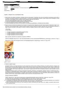 tópicos especiais III - objetiva - marcio
