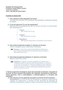 Lista de perguntas_Estudo dirigido (pigmentos)