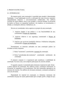 Capítulo 04 - Projeto Estrutural