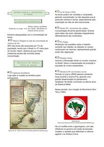 Reforma agrária e concentração de terras no Brasil