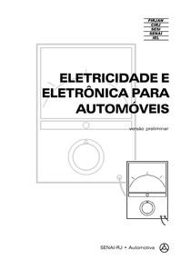 Eletricidade e eletronica para automoveis