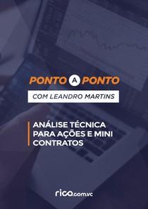 Ponto a Ponto Com Leandro Martins