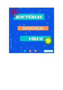 bactéria x vírus