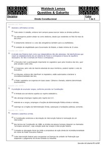 WL-Questões-04-Direito Constitucional-060-PCI
