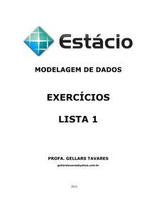 LISTA 1-GABARITO