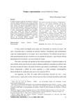 Tempo e representação análise de Hartog