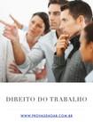 QUESTOES COMENTADAS II FASE FGV DIREITO DO TRABALHO