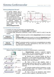 Fisiologia - Eletrocardiograma Normal