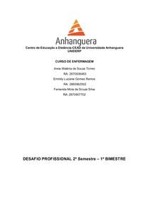 SEMINÁRIO SOBRE CÂNCER DE PELE - ANHANGUERA