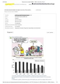 Estudos Disciplinares UNIP VIII - Redes de Computadores