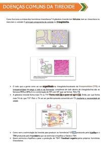 Transcrição - Doenças Comuns da Tireoide - BM