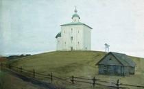Andrey Ryabushkin  - Novgorod Church