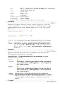 JOGOS MATEMÁTICOS - Bloco 2 - ATIVIDADE 3