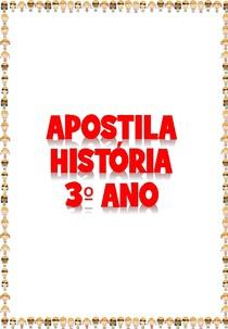 APOSTILA PARA O 3 ANO