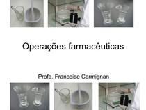 aula 4-operacoes farmacêuticas