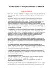 RESUMO - Teoria da Relação Jurídica - 2º Bimestre