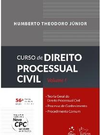 Curso de Direito Processual Civil-Humberto Theodoro Júnior Vol I