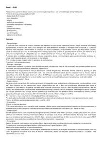 IVAS - Pediatria