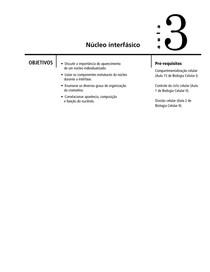 Aula 03 - Núcleo interfásico