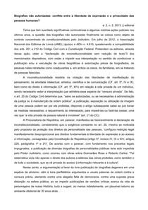 Maria Celina Bodin de Moraes - Biografias não autorizadas