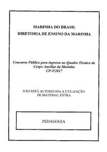 CP T 2017 PEDAGOGIA VERDE