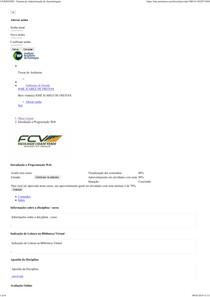 prova introduçao a programacao web