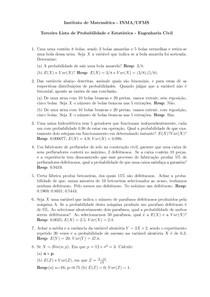 Lista 3 - Probest