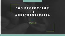 100 PROTOCOLO AURICULOTERAPIA   RONCO