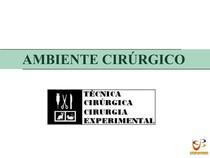 AMBIENTE CIRURGICO