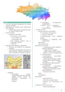 IMUNOLOGIA DA CARIE