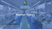 Abstract factory (Fabrica abstrata) - PDI