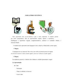 citologia - modelo de relatorio