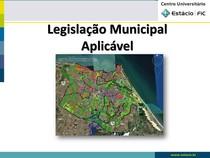 653611-legislação municipal aplicavel