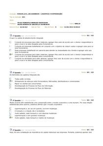 Avaliações AV1 / AV2 / AV3 - 2014