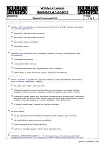 WL-Questões-12-Direito Processual Civil-037-PCI