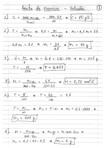 Exercícios - soluções e diluição - respostas