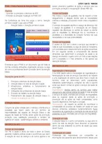 PNAB - Principios e diretrizes da Atenção Básica e Principais mudanças na PNAB 2017