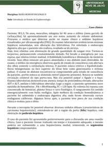 caso clínico esplancnologia