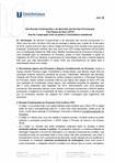 TGP - Nota de Aula 08 - Das Normas Fundamentais e da Aplicação das Normas Processuais - 2016.1