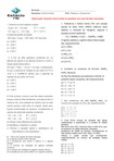 13 - Eletroquímica - exercícios 2
