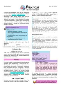 Prescrição medicamentosa (farmacologia)