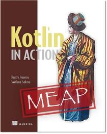 Kotlin in Action v12 MEAP - Linguagem de Programação