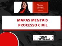 Mapas mentais: tutelas provisórias CPC